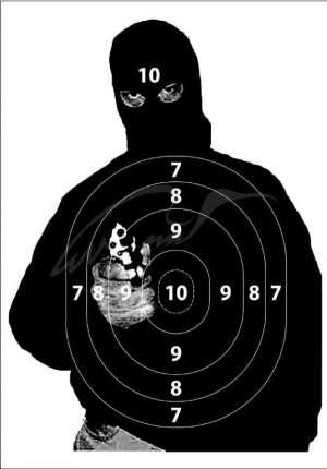мишень для стрельбы картинка